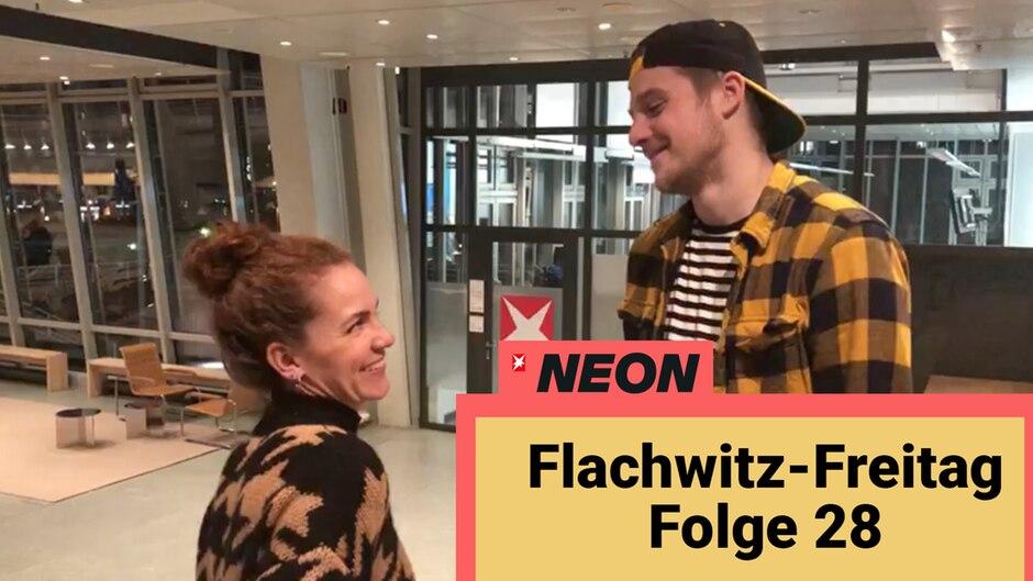 Flachwitz-Freitag
