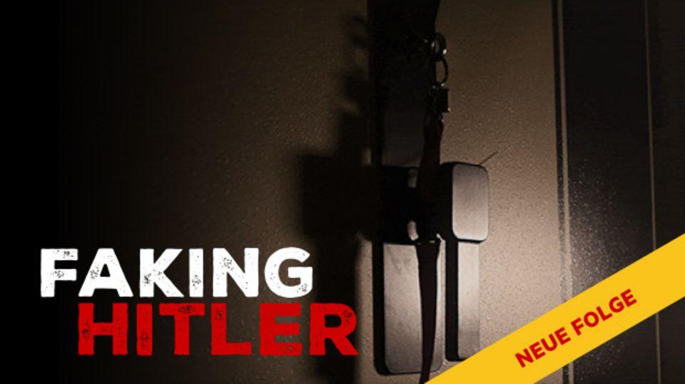"Podcast ""Faking Hitler"": Folge 3: Wie Fälscher Konrad Kujau den Reporter um den Finger wickelt"