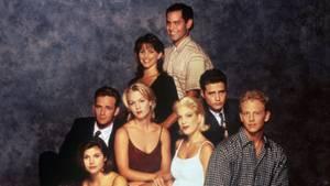 """Beverly Hills, 90210""-Darsteller"