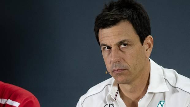 Mercedes-Motorsportchef Toto Wolff spricht über Michael Schumacher