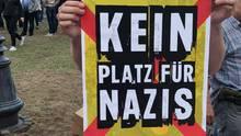 USA: Studentin muss Anti-Nazi-Plakat entfernen, da es Nazis ausgrenze