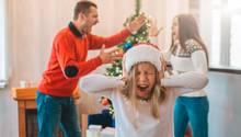 Heiligabend mit dem Ex: Wenn Weihnachten zur Herausforderung wird