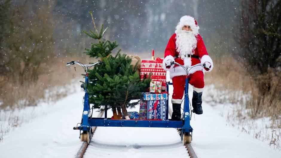 Wetteraussichten Weihnachten 2019.Wetter An Weihnachten Schneit Es An Den Feiertagen Die Aussichten