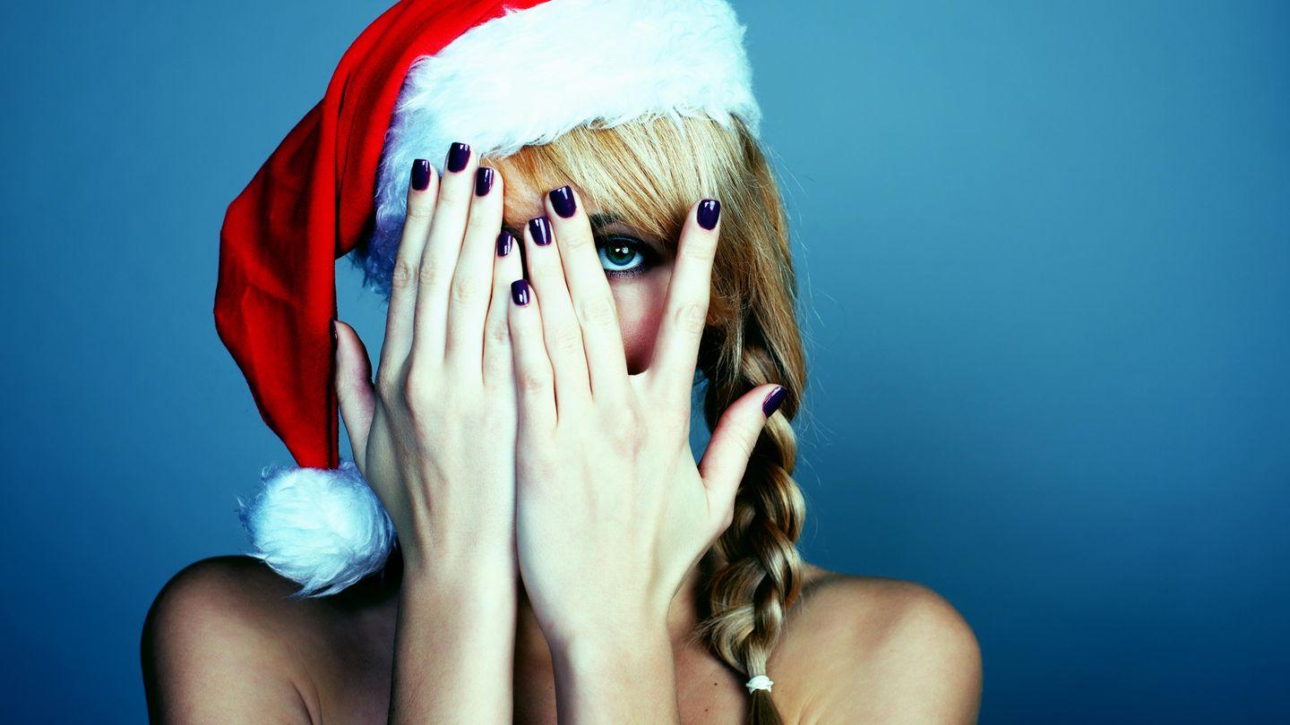 Eine gute Ausrede soll dafür sorgen, dass die Affäre auch zu Weihnachten geheim bleibt.