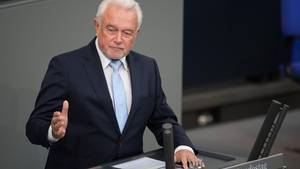 FDP-Vizeparteichef Wolfgang Kubicki: AfD verliert an Bindungskraft