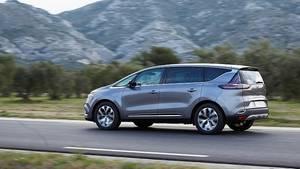 Der Basispreis des Renault Espace beträgt 39.100