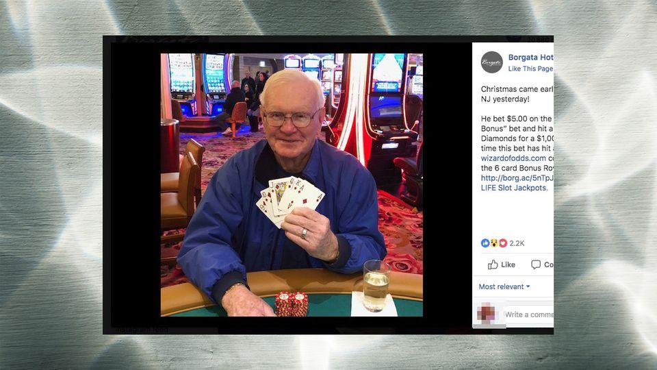 Poker-Spieler gewinnt überraschend eine Million Dollar