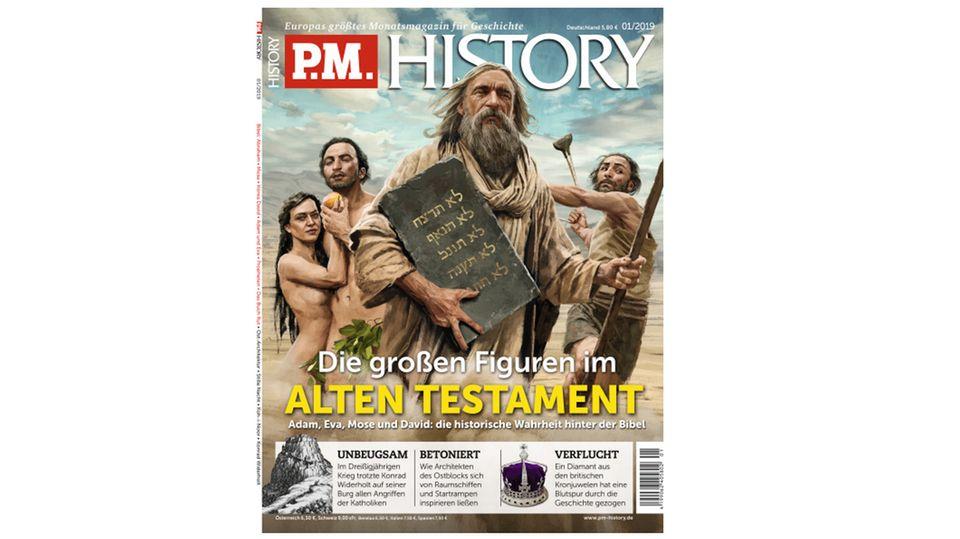 Religion: Stammvater Abraham - das Experiment Gottes