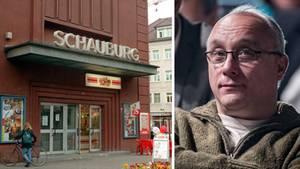 Schauburg-Kino in Dresden, AfD-Politiker Jens Maier