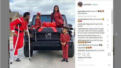 Online-Angeberei: Mercedes mit Schleife: So protzig feiern die Rich Kids of Instagram Weihnachten