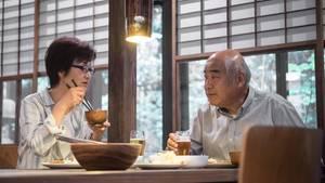 Der Anteil der Über-Hundertjährigen in der Bevölkerung nimmt in Japan immer weiter zu.