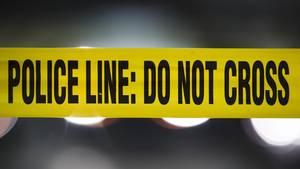 Police tape USA