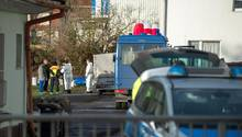 Seit dem Fund von zwei Leichen auf einem Grundstück in Nordhausen (Thüringen) an Heiligabend hat die Polizei ermittelt