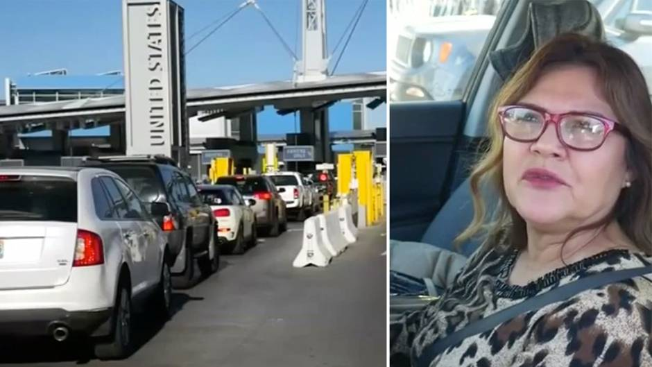 Trump droht mit Grenzschließung – Anwohner in Tijuana halten das für falsch