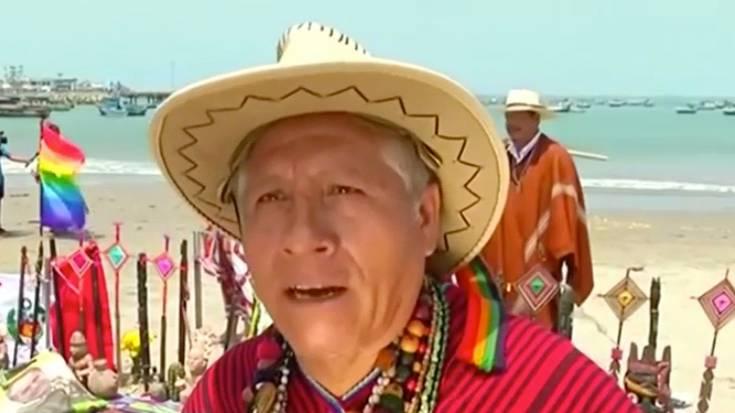 Peruanischer Kulturtradition: Vulkanausbrüche und politische Umwälzung: Das sagen Schamanen für 2019 voraus