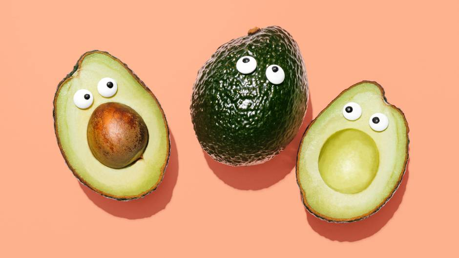Studie: Avocados sollte man vor dem Schneiden abwaschen