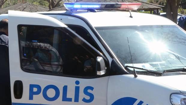 Ein türkische Polizeifahrzeug (Archivbild)