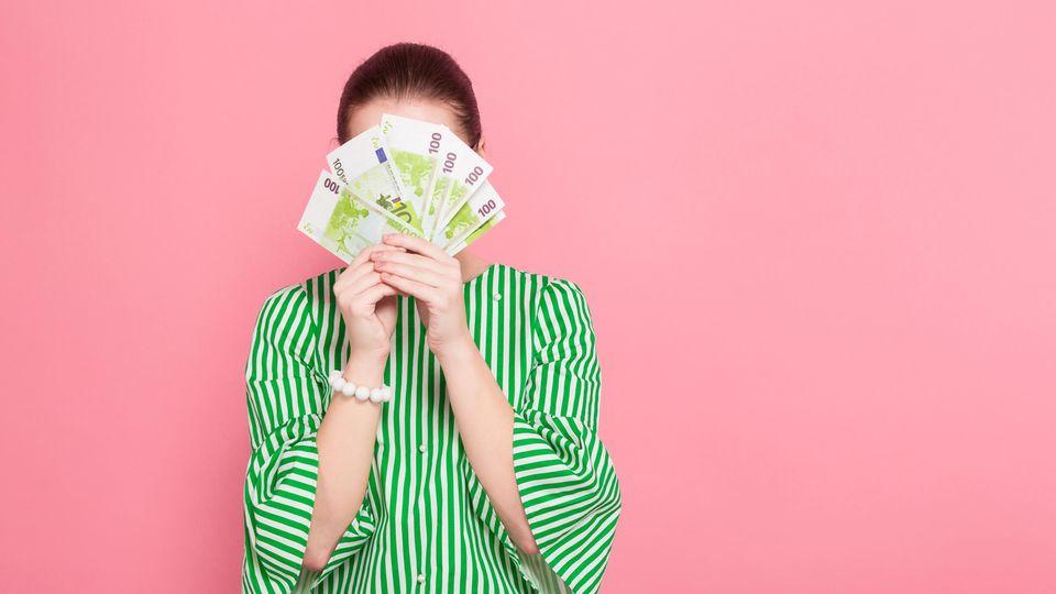 Auch mit kleinen Summen kann man langfristig viel Geld sparen