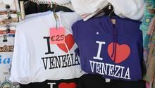 Mindestens 20 Millionen Touristen besuchen Venedig jedes Jahr