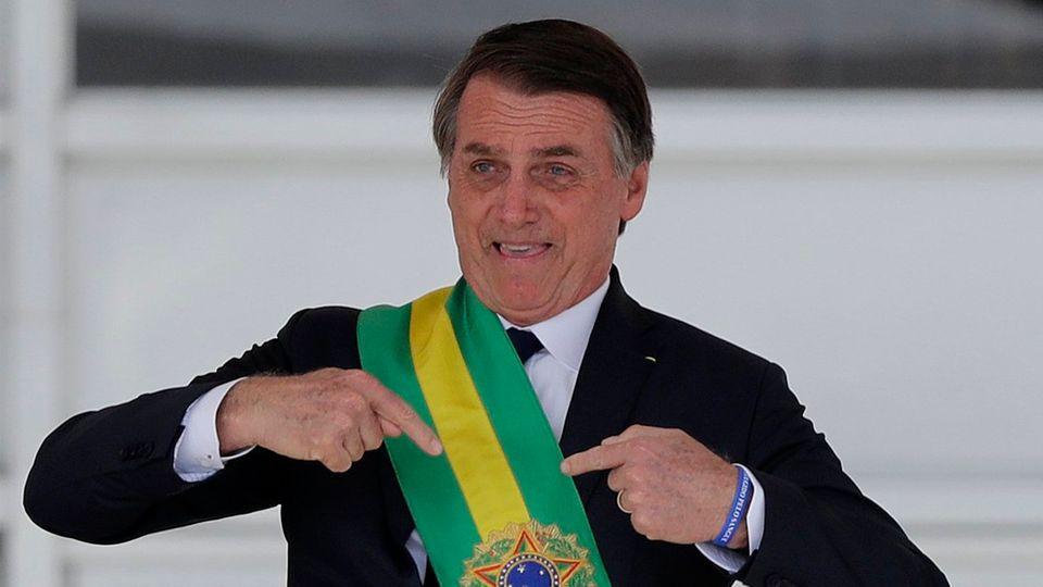 Brasiliens neuer Präsident Jair Bolsonaro in Zitaten