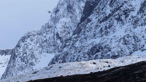 Der Ben Nevis in Schottland
