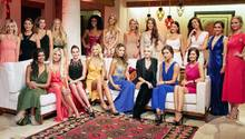 Der Bachelor: die 20 Konkurrentinnen vor der ersten Nacht der Rosen