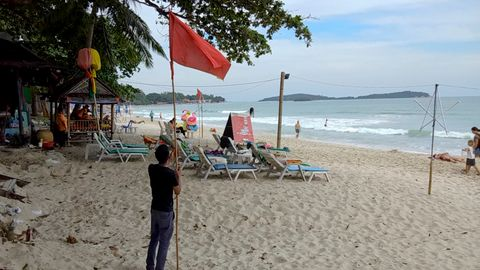 thailand - tropischer wirbelsturm - pabuk