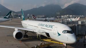 Die Airline Cathay Pacific ist in Hongkong beheimatet und hat Flugtickets in der ersten Klasse auf der Route von Vietnam nach New York zu einem Sondertarif verkauft