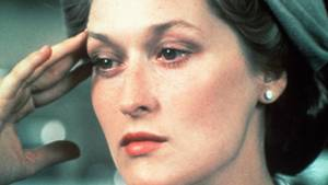 "Meryl Streep in der US-Serie ""Holocaust"""