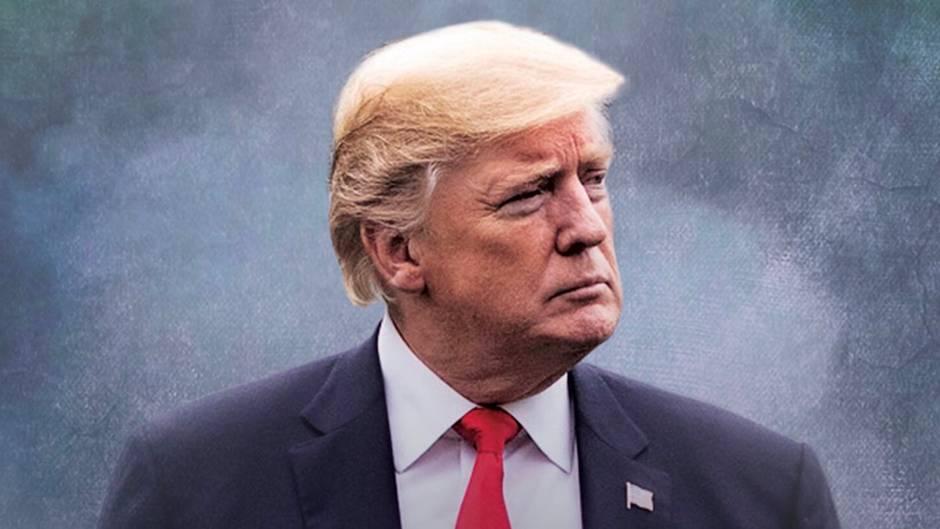 """Bei Kabinettssitzung: Trump verwirrt mit """"Game of Thrones""""-Poster – und hat die Serie nicht verstanden"""