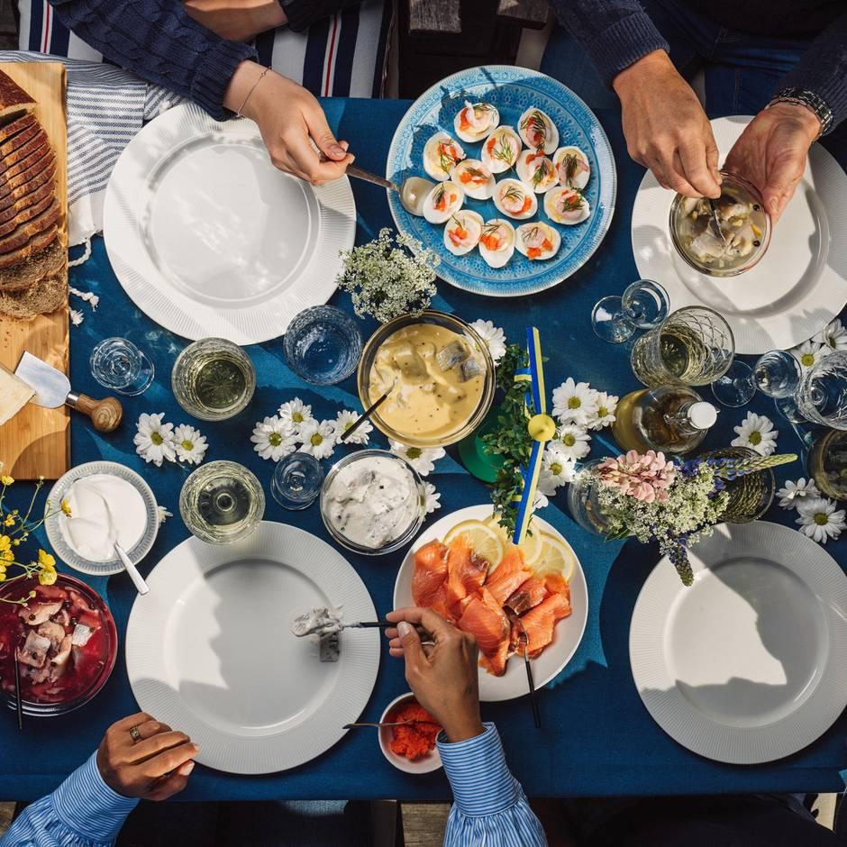 Interaktives Quiz: Regionale Küche: Wissen Sie, wo es Potthucke, Futjes oder Röhrenklump zu Essen gibt?