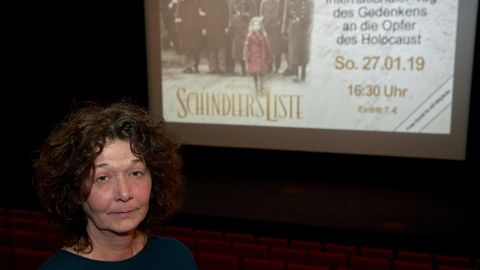 """Schindlers Liste: Karin Leicher von """"Cinexx"""""""