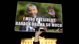 Barack Obama in den Billboard-Charts