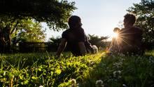 Eine Mittagspause an der Sonne ist gut für die Vitamin-D-Produktion