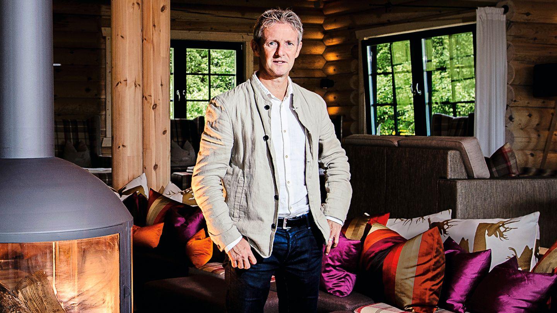 Der viermalige Vierschanzentournee-Gewinner Jens Weißflog