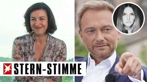Dorothee Bär und Christian Lindner