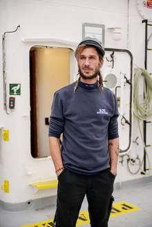 Aquarius Rettungsschiff - Tanguy Louppe