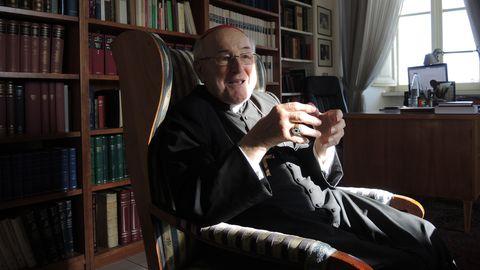 Kardinal Walter Brandmüller wird am Samstag 90 Jahre alt und findet Schwule sollten keine Priester werden