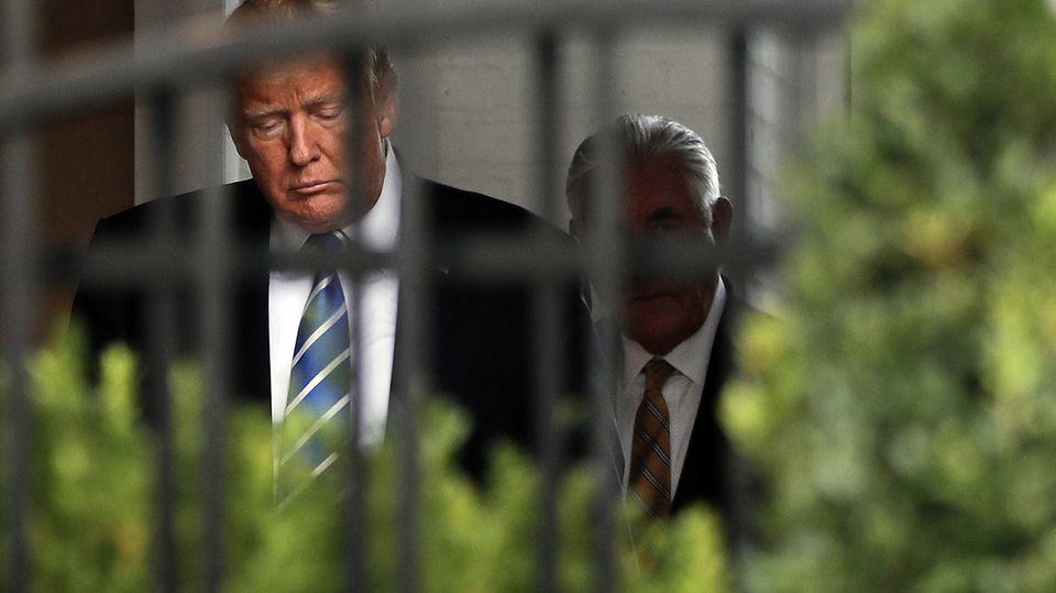 Donald Trump-Golfclub in Bedminster