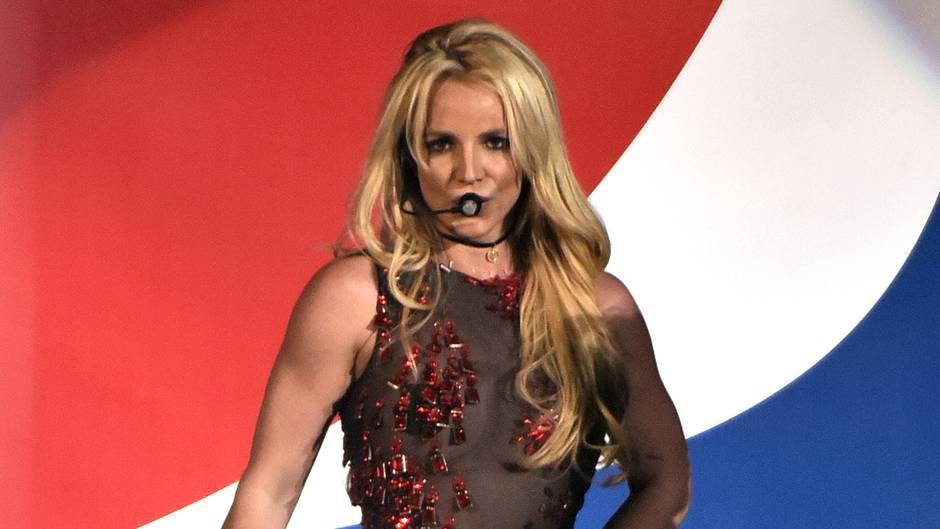 Britney Spears legt ihre Karriere vorerst auf Eis