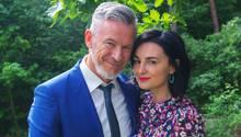 Mimi Fiedler und ihr zukünftiger Ehemann Otto Steiner