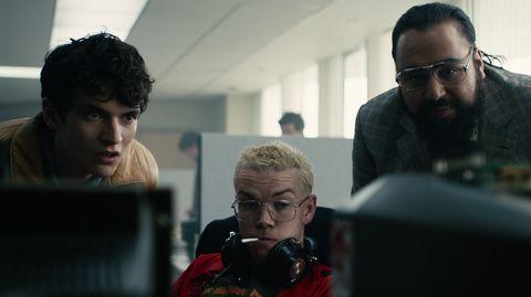 """Netflix-Film: Warum der beste Witz in """"Black Mirror: Bandersnatch"""" leider keinen Sinn macht"""