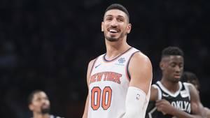 Basketballspieler Enes Kanter