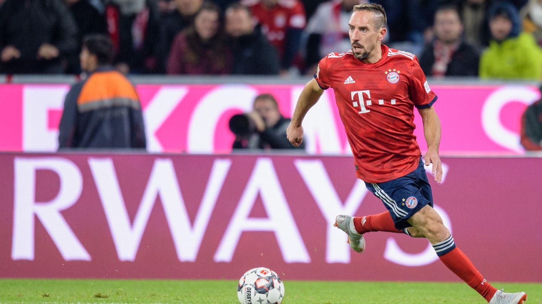 Franck Ribéry Kommentar FC Bayern München