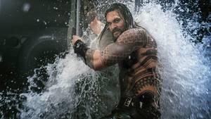 Jason Momoa ist derzeit als Aquaman im Kino zu sehen