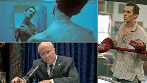 """Leben zwischen Fressorgien und Hunger: Christian Bale: """"Das letzte Mal, dass ich meinen Körper durch den Fleischwolf gedreht habe"""""""