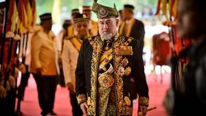 Sultan Muhammad V., ehemaliger König von Malaysia