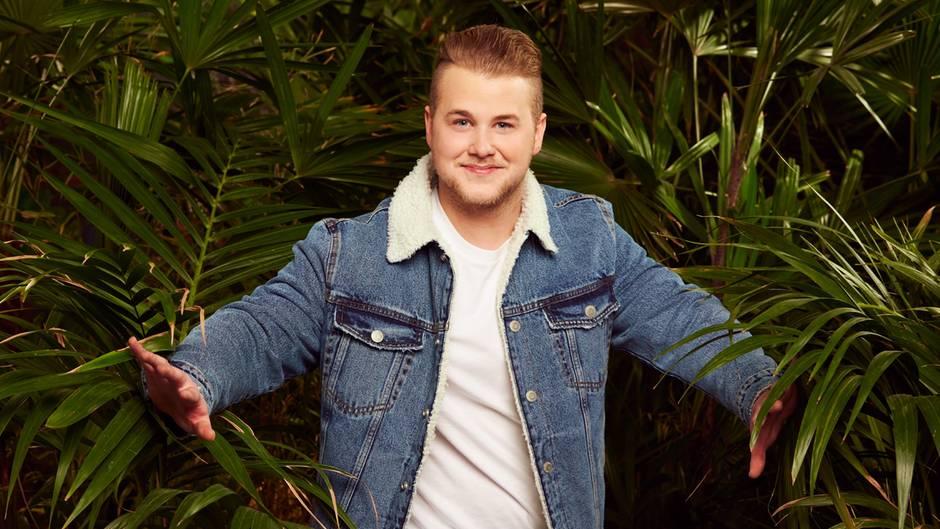 GZSZ-Star Felix van Deventer in der Dschungelcamp-Kulisse