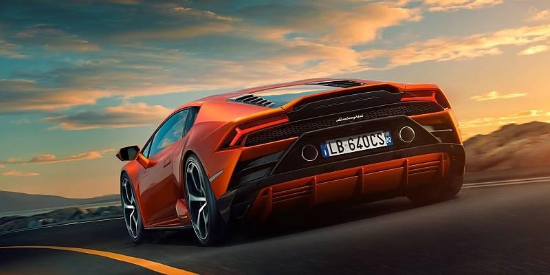 Lamborghini Huracán Evo - mir neuem, offenem Heck