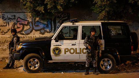 Polizei in Ägypten